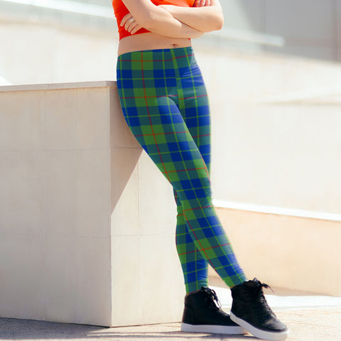 Image of Barclay Hunting Ancient Tartan Leggings| Over 500 Tartans | Special Custom Design