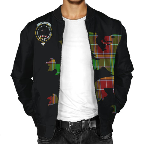 Baxter Lion And Thistle Men Jacket