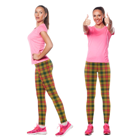 Baxter Tartan Leggings| Over 500 Tartans | Special Custom Design