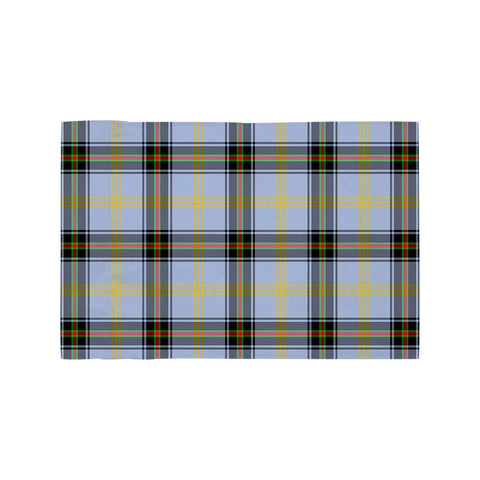 Bell of the Borders Clan Tartan Motorcycle Flag