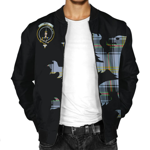 Bell Lion And Thistle Men Jacket