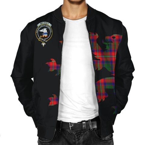 Belshes Lion And Thistle Men Jacket