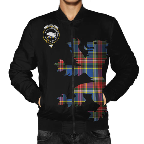 Bethune Lion & Thistle Men Jacket
