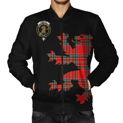 Image of Binning Lion & Thistle Men Jacket