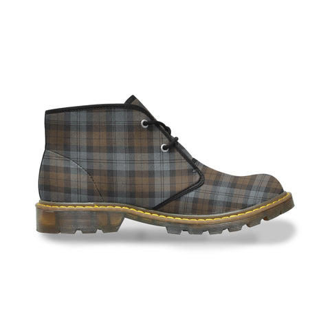 BlackWatch Weathered Tartan Chukka Boots