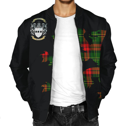 Blackstock Lion And Thistle Men Jacket