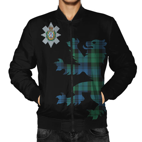 Blackwatch Ancient Lion & Thistle Men Jacket