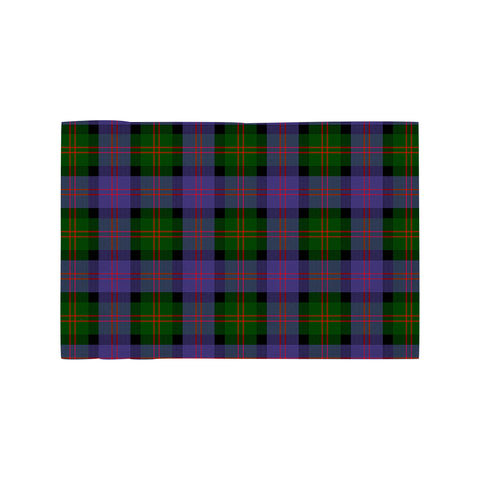 Blair Modern Clan Tartan Motorcycle Flag