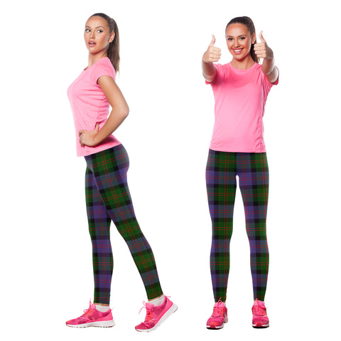Blair Modern Tartan Leggings| Over 500 Tartans | Special Custom Design