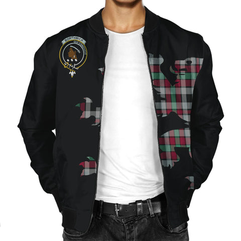 Borthwick Lion And Thistle Men Jacket