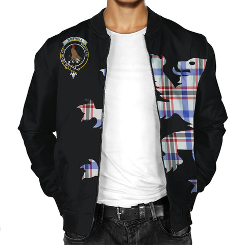 Boswell Lion And Thistle Men Jacket