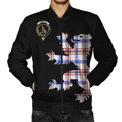 Boswell Lion & Thistle Men Jacket