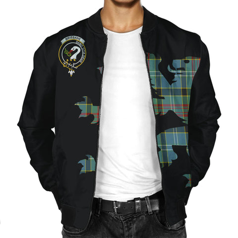 Image of Brisbane Lion And Thistle Men Jacket