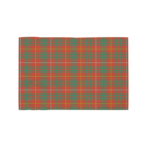 Bruce Ancient Clan Tartan Motorcycle Flag