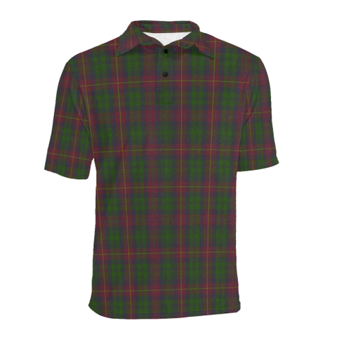 Image of Cairns Tartan Polo Shirt HJ4