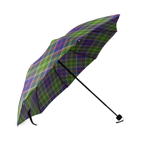 Image of Arnott Crest Tartan Umbrella TH8