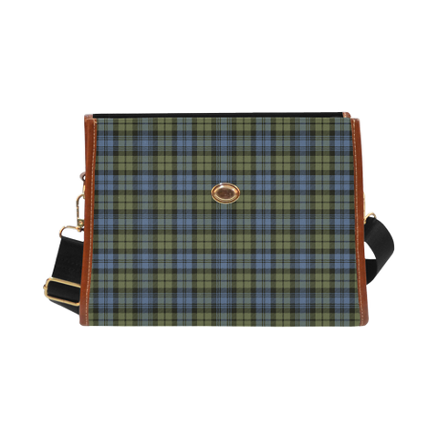 Campbell Faded Tartan Canvas Bag | Special Custom Design