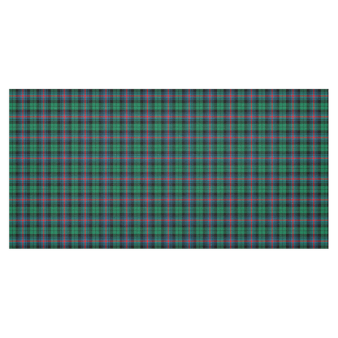 Urquhart Broad Red Ancient Tartan Tablecloth | Home Decor