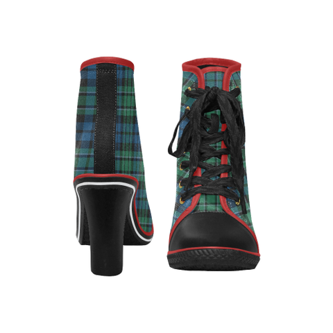 Tartan Heel - Maccallum Ancient | Hot Sale | Online Orders Only | 500 Tartans