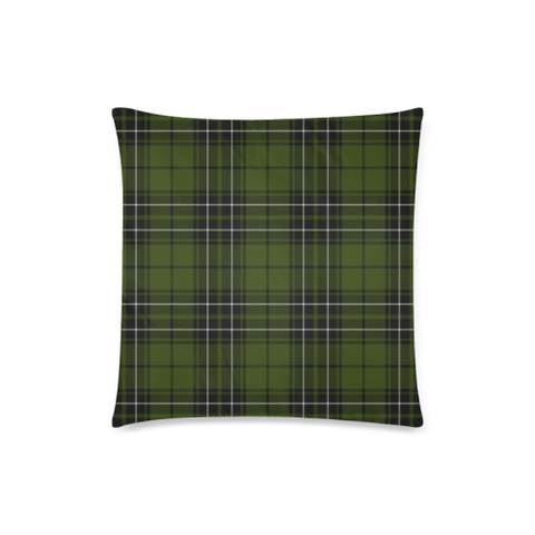 Image of MacLean Hunting decorative pillow covers, MacLean Hunting tartan cushion covers, MacLean Hunting plaid pillow covers