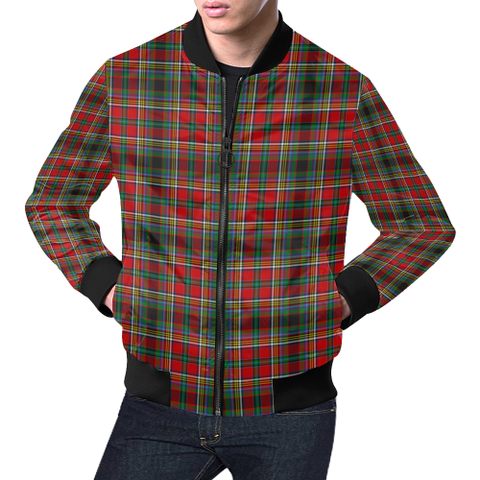 Anderson of Arbrake Tartan Bomber Jacket | Scottish Jacket | Scotland Clothing