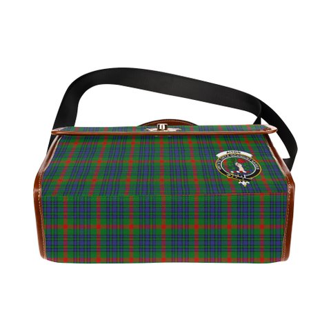 Aiton Clan Tartan Canvas Bag | Special Custom Design