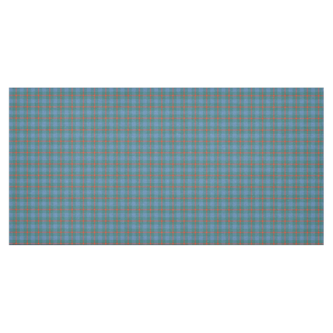 Image of Agnew Ancient Tartan Tablecloth | Home Decor