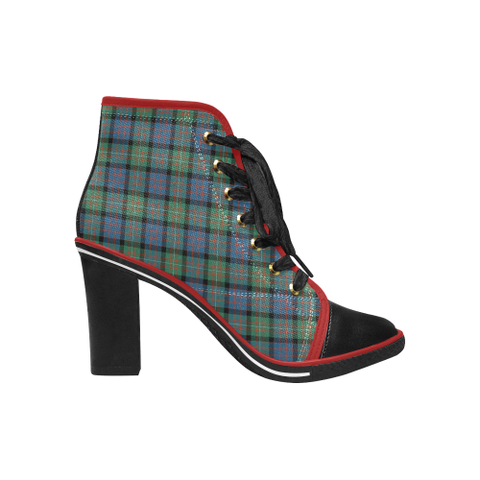 Tartan Heel - Macdonnell Of Glengarry Ancient | Hot Sale | Online Orders Only | 500 Tartans