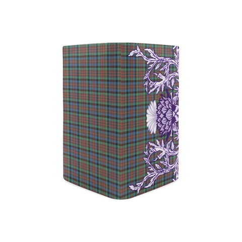 MacDuff Hunting Ancient Tartan Wallet Women's Leather Thistle A91