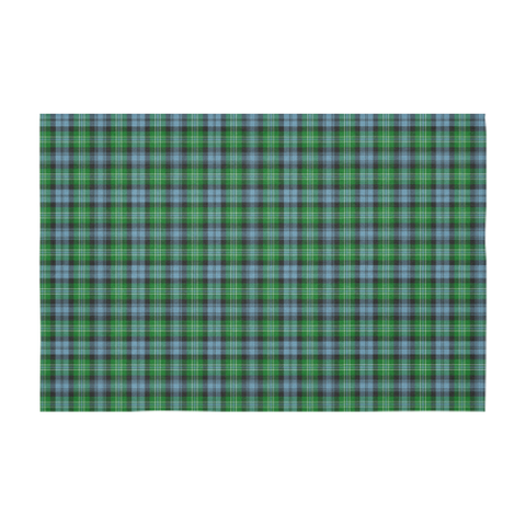 Image of Arbuthnot Ancient Tartan Tablecloth | Home Decor