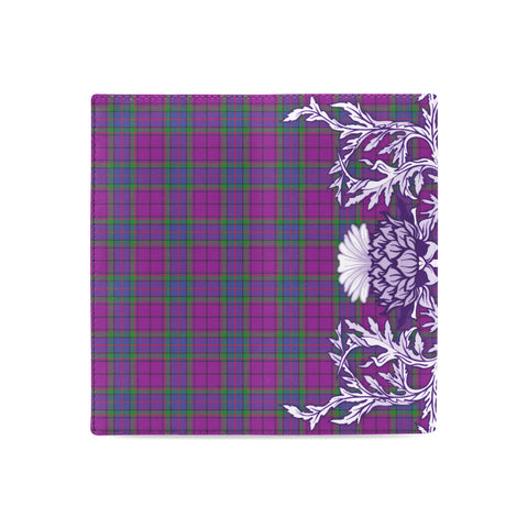 Wardlaw Modern Tartan Wallet Women's Leather Wallet A91 | Over 500 Tartan