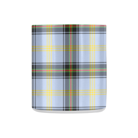 Bell Of The Borders  Tartan Mug Classic Insulated - Clan Badge K7