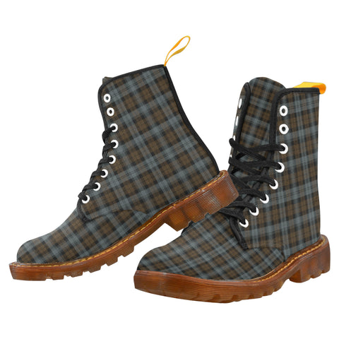 BlackWatch Weathered Martin Boot | Scotland Boots | Over 500 Tartans