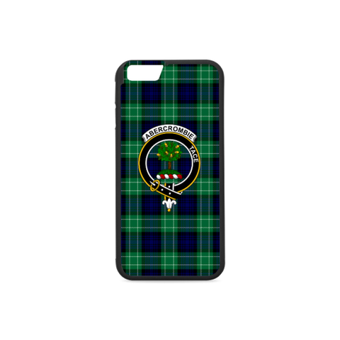 Abercrombie Tartan Clan Badge Luminous Phone Case IPhone 6