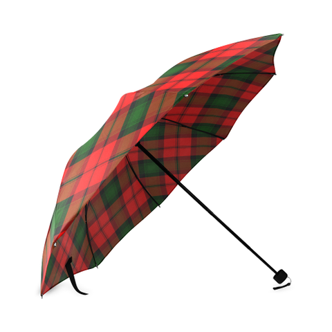 Kerr Modern Crest Tartan Umbrella TH8