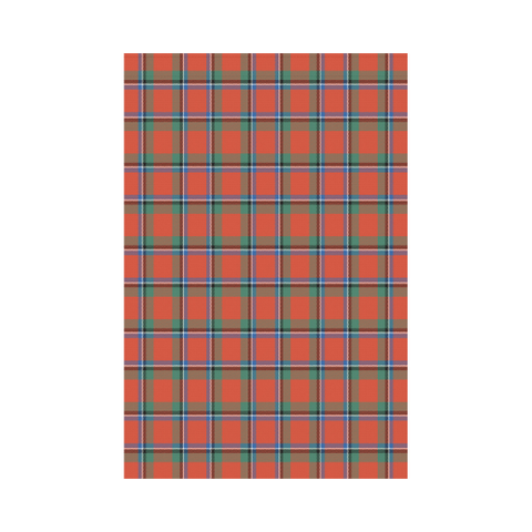 Image of Sinclair Ancient Tartan Flag | Scottishclans.co