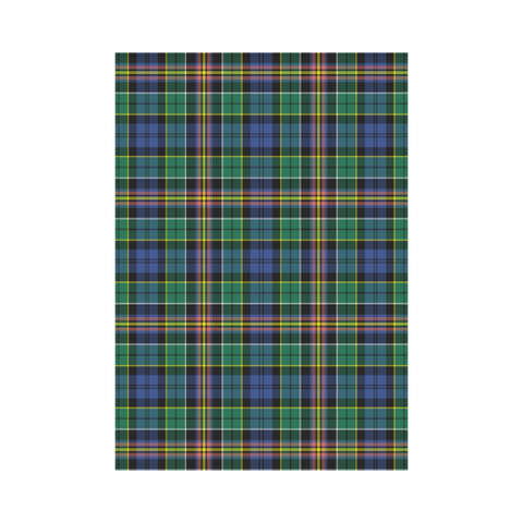 Allison Tartan Flag | Scottishclans.co