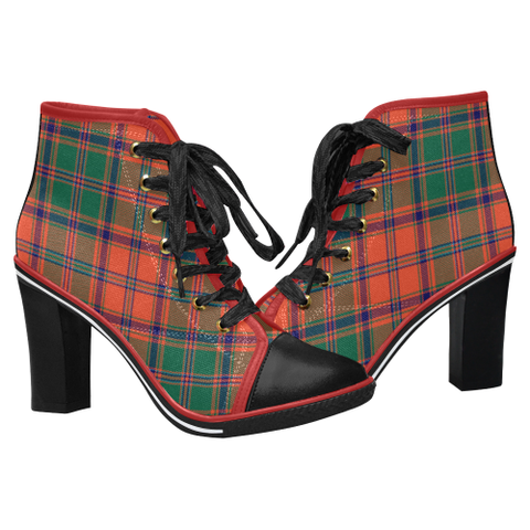 Tartan Heel - Stewart Of Appin Ancient | Hot Sale | Online Orders Only | 500 Tartans