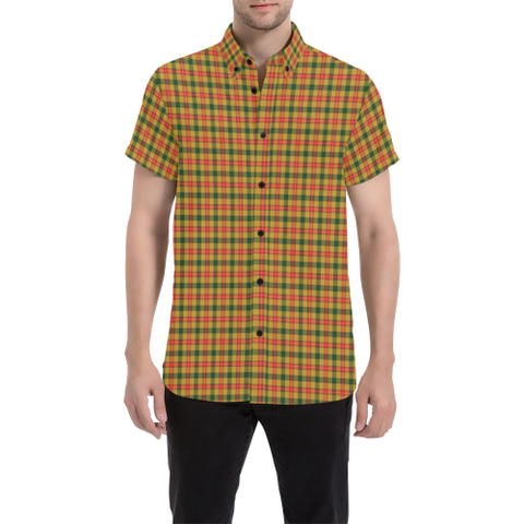Tartan Shirt - Baxter | Exclusive Over 500 Tartans | Special Custom Design