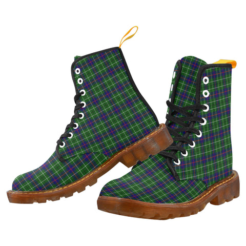 Duncan Modern Martin Boot | Scotland Boots | Over 500 Tartans