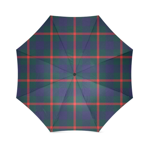 Image of Agnew Modern Tartan Umbrella TH8