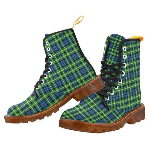 Image of Campbell of Breadalbane Ancient Martin Boot | Scotland Boots | Over 500 Tartans