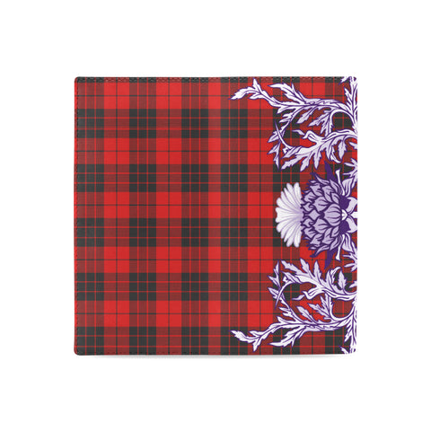 Image of MacLeod of Raasay Tartan Wallet Women's Leather Wallet A91 | Over 500 Tartan