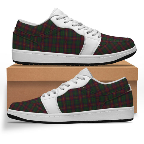 Cairns Tartan Low Sneakers (Women's/Men's) A7