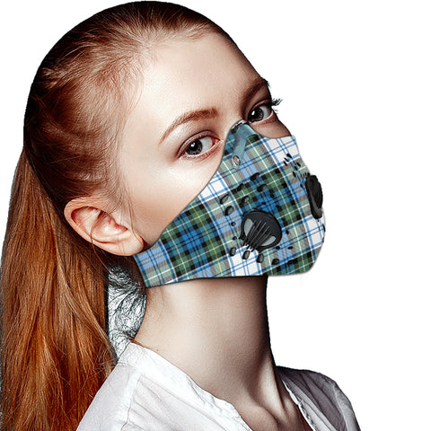 Campbell Dress Ancient Tartan Dust-proof Sports Masks ( Model 1) - TH88 (USA Shipping Line)