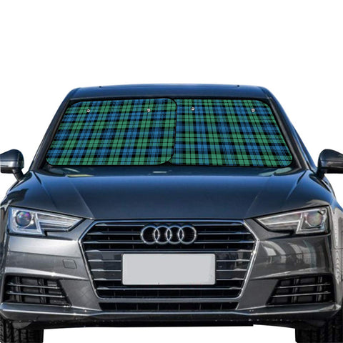Campbell Ancient 01 Clan Tartan Scotland Car Sun Shade 2pcs