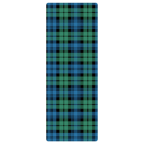 Campbell Ancient 01 Clan Tartan Yoga mats