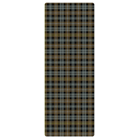 Campbell Argyll Weathered Clan Tartan Yoga mats