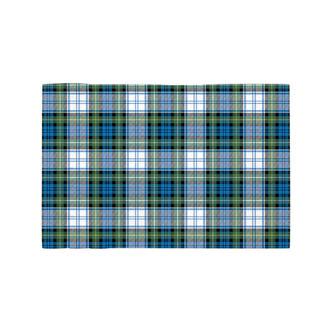 Campbell Dress Ancient Clan Tartan Motorcycle Flag