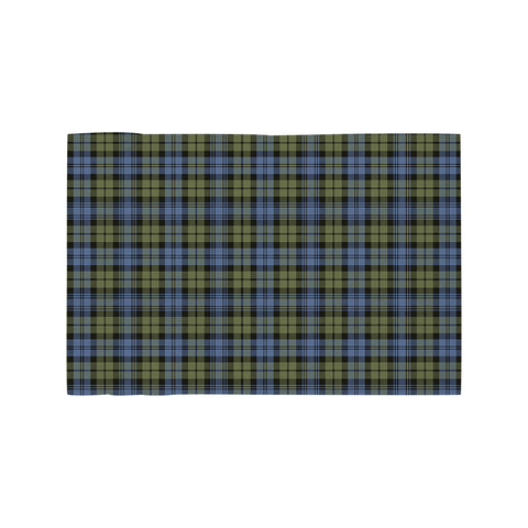 Campbell Faded Clan Tartan Motorcycle Flag